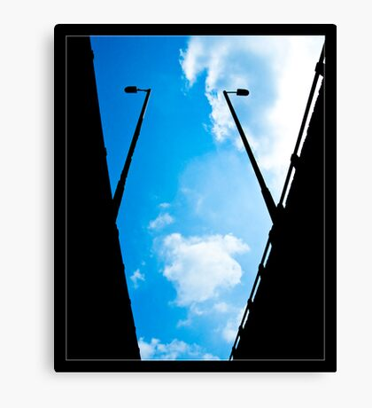 Junction 25 Canvas Print
