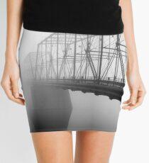 Foggy Morning Mini Skirt