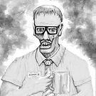 Employee of the Month by weirdpuckett