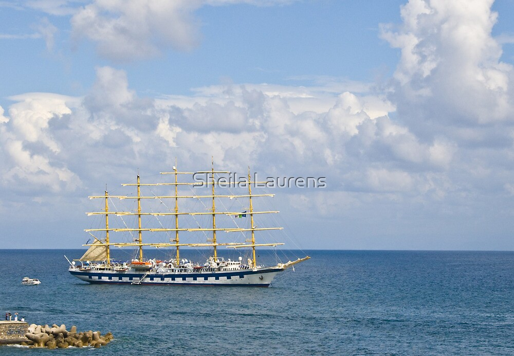Royal Clipper by dunawori
