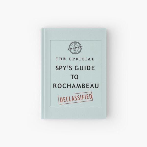 Spy's Guide to Rochambeau - Patriot Amazon Prime TV Show Hardcover Journal