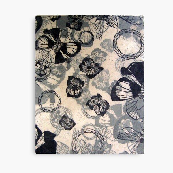 untitled process Canvas Print