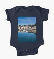 Padstow Harbour Cornwall England UK One Piece - Short Sleeve
