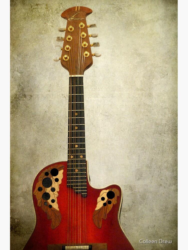 Mandolin by colgdrew