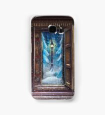 Christmas in Narnia Samsung Galaxy Case/Skin