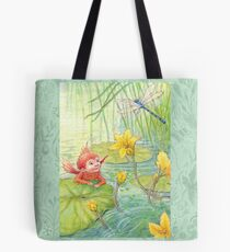 Nixie - cute water-pixie Tote Bag