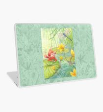 Nixie - cute water-pixie Laptop Skin