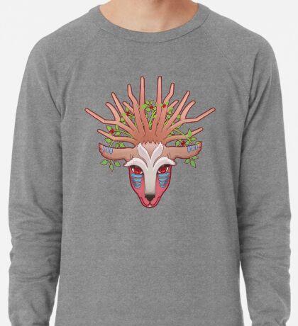 Shishigami, The Forest Spirit Lightweight Sweatshirt