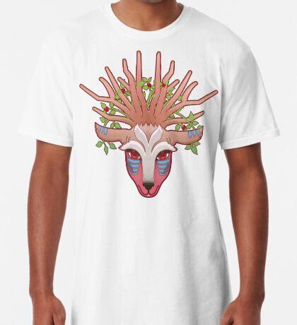 Shishigami, The Forest Spirit Long T-Shirt