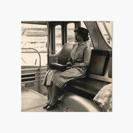 Rosa Parks Art Board Print