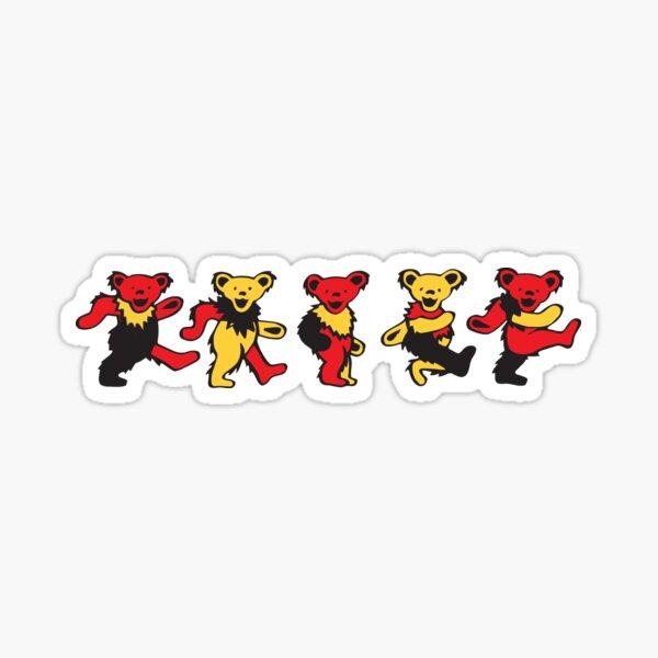 UMD Dancing Bears Sticker