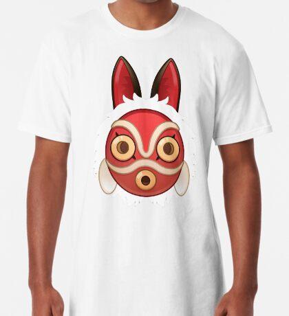 Mononokes' Mask Long T-Shirt