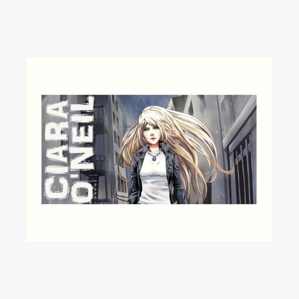 Ciara O'Neil Art Print