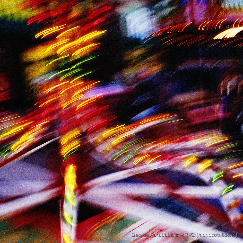 Fairground Abstraction by George Parapadakis ARPS (monocotylidono)