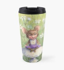 Mosely - cute little mouse-pixie Travel Mug