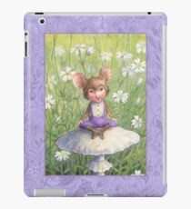 Mosely - cute little mouse-pixie iPad Case/Skin