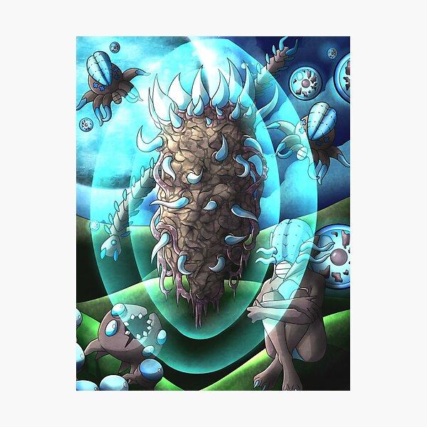 Stardust pillar- Terraria (digital version) Photographic Print