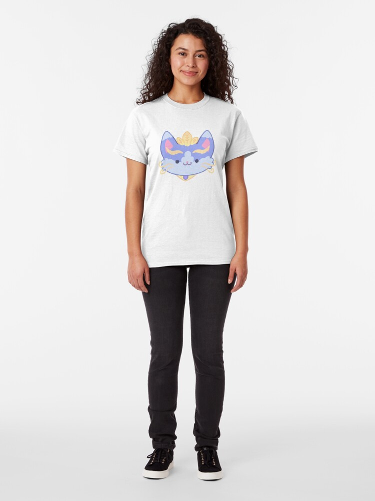 Alternate view of Yuumi - The Magical Cat Classic T-Shirt