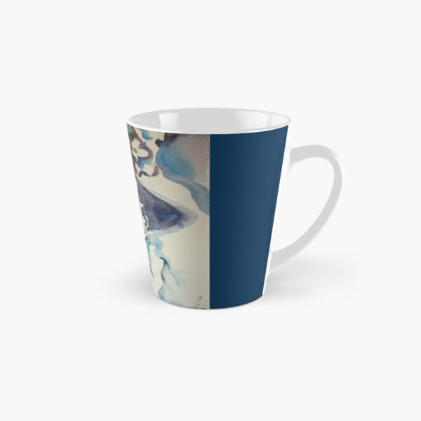 Sensual blue Tall Mug