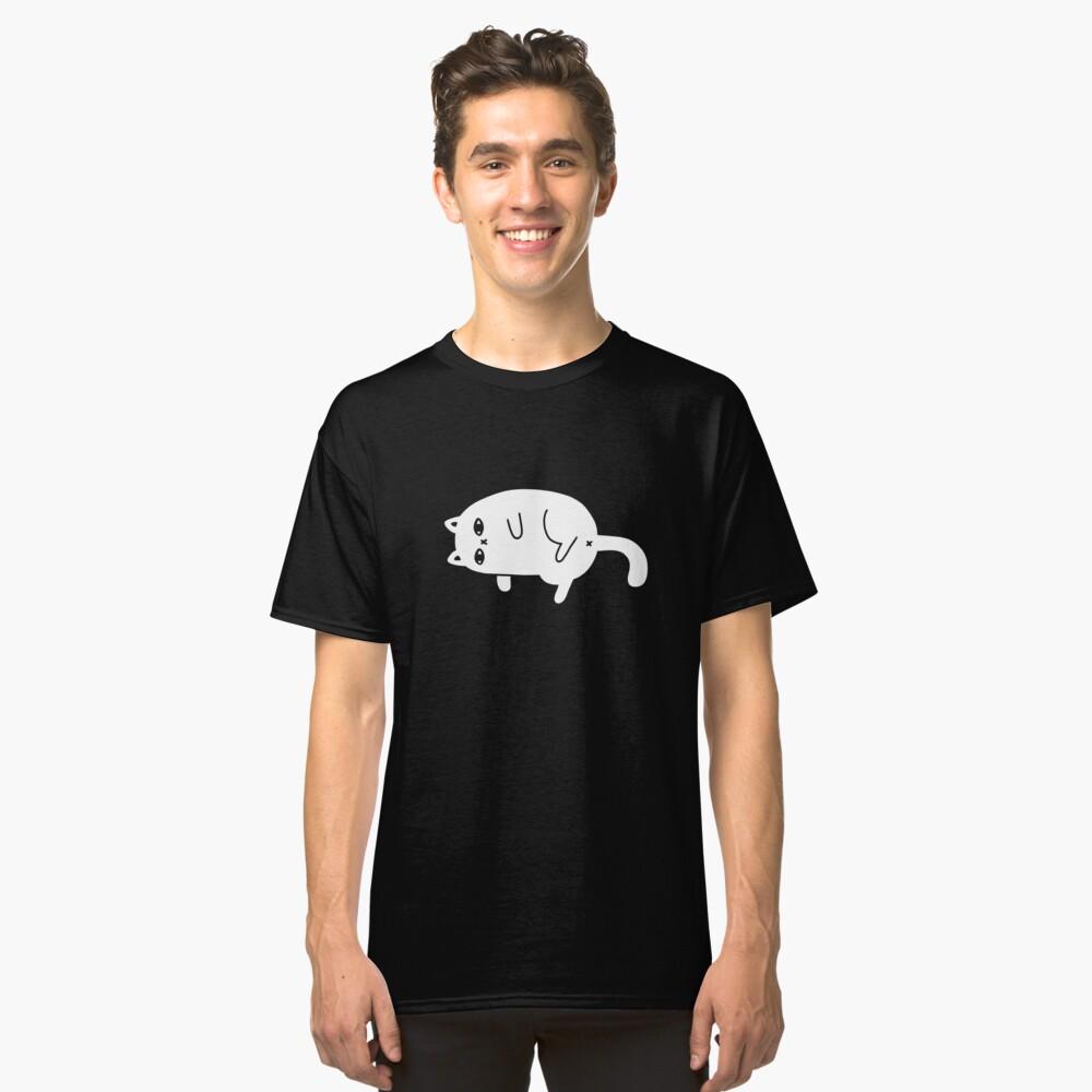 Depression Cat Classic T-Shirt