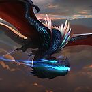 Flying Dragons by Jose Ochoa