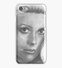 Catherine Deneuve iPhone Case/Skin