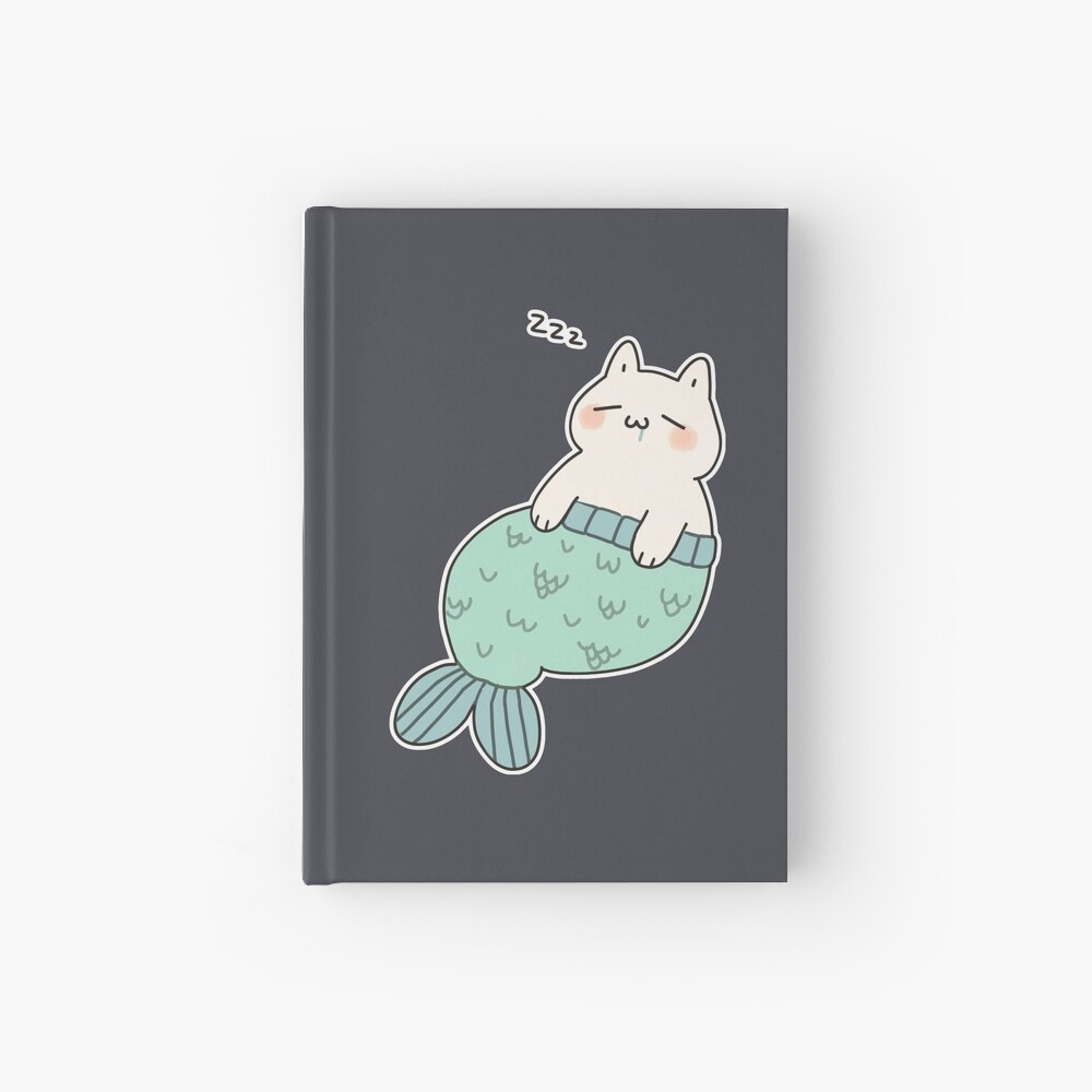 Sleeping Catfish Hardcover Journal
