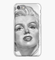 Norma Jean iPhone Case/Skin