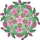 Lotus Mandala by shizayats