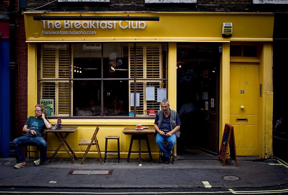The Breakfast Club 2 by Tony Day