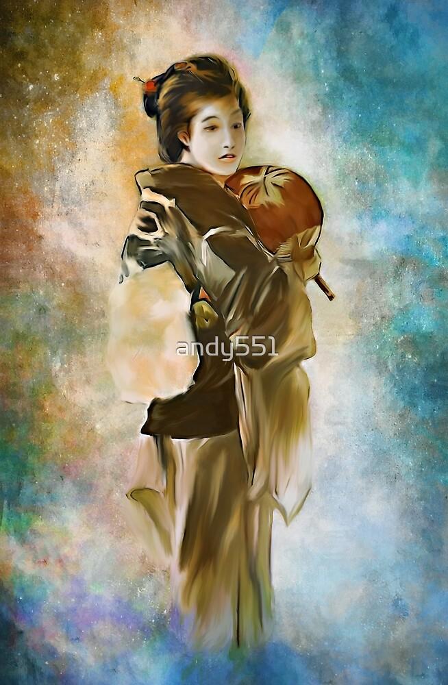 geisha by andy551