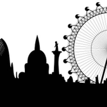 «Skyline de Londres» par AleCampa