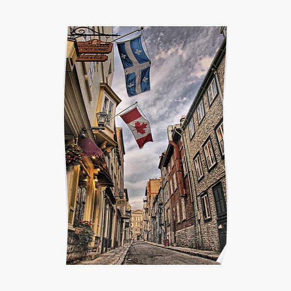 Je me Souviens - I remember  Poster