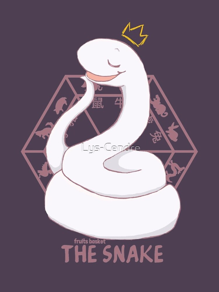 Ayame the snake by Lys-Cendre