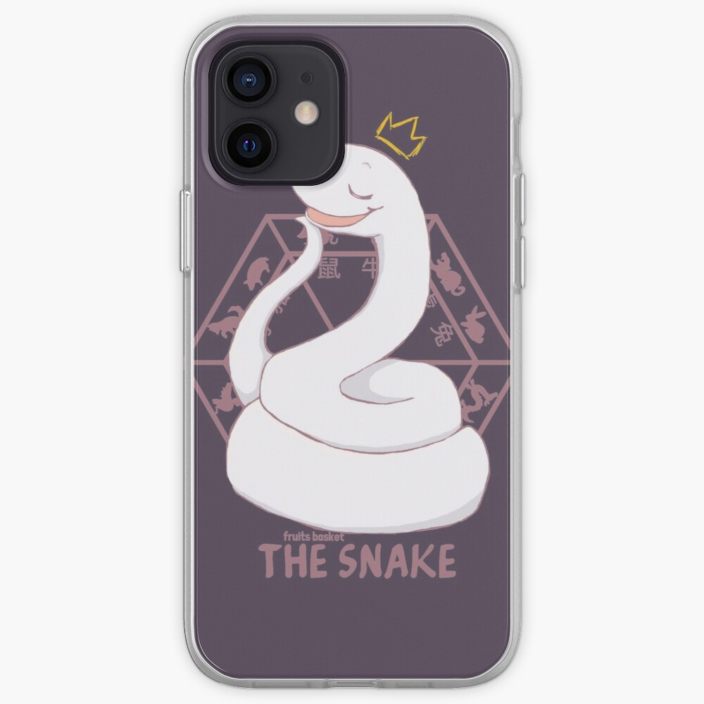 Ayame the snake iPhone Case & Cover