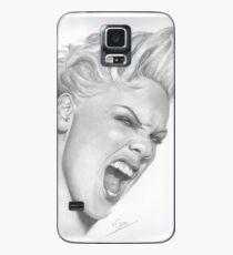Pink Case/Skin for Samsung Galaxy