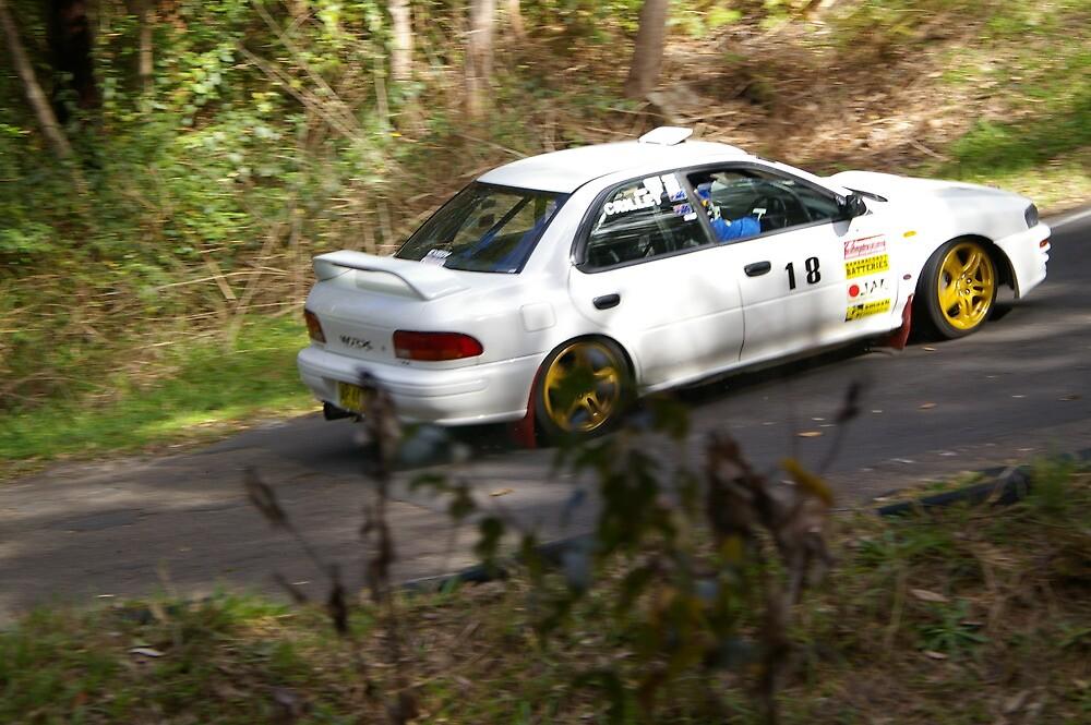 Tri-Challeng Hillclimb at Kempsey 2009 by dyso79