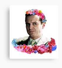 Blossom Jim Canvas Print
