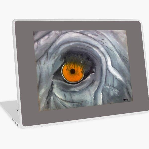Kopie von Kopie von The rising eye Laptop Skin