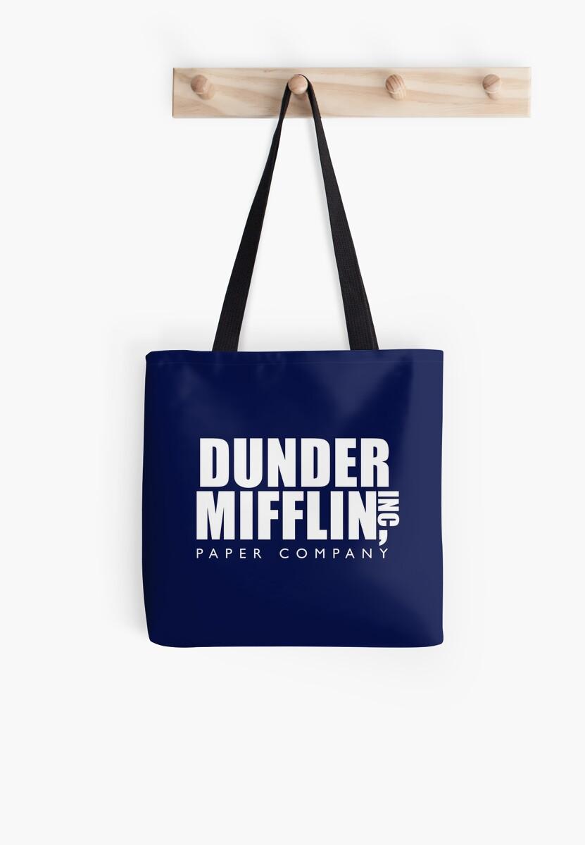 Dunder Mifflin Inc. by drtees