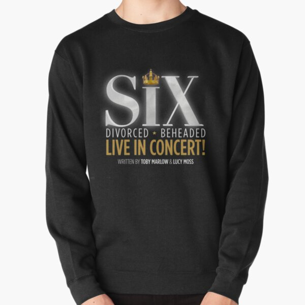 Six Musical Pullover Sweatshirt
