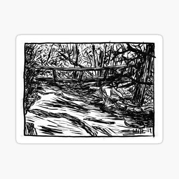 Abrams Falls #2 Sticker