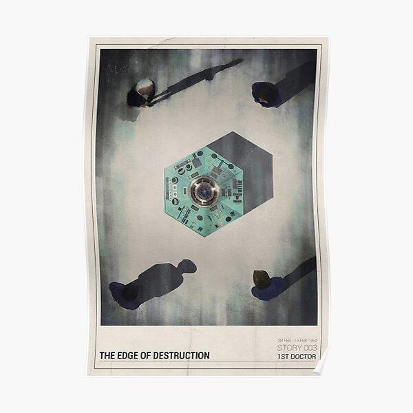 The Edge of Destruction Poster
