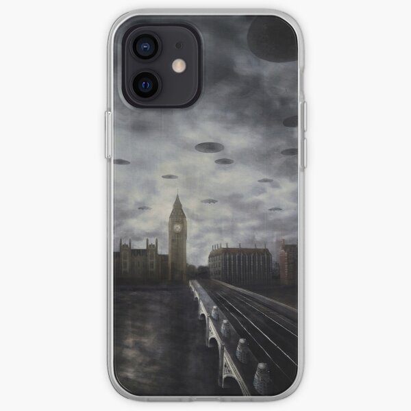 The Dalek Invasion of Earth iPhone Soft Case