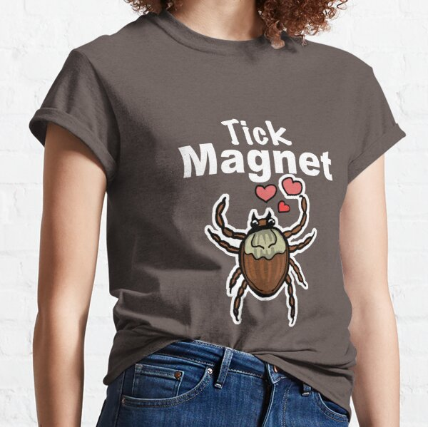 Tick Magnet Classic T-Shirt
