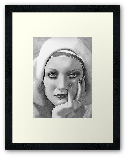 Joan Crawford by Karen Townsend