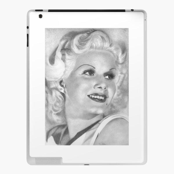 Jean Harlow iPad Skin