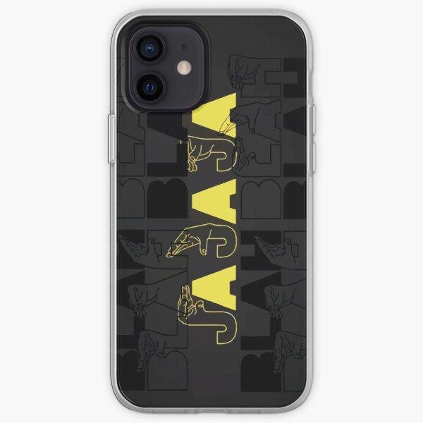 BLAH BLAH BLAH JAJAJA iPhone Soft Case