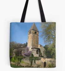 Cruising by  - Saone River France Tote Bag