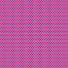 Pink Pattern  Pink Halftone with blue dots Pattern  by IchGebWas